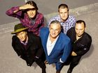 ICONIC Australian band Mental As Anything are the headline performers at the Centenary Rocks Festival this weekend.