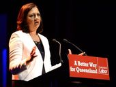 """INVESTIGATING ways to secure the transfer of more public servants to Ipswich has been pinpointed as a """"priority"""" by Premier Annastacia Palaszczuk."""