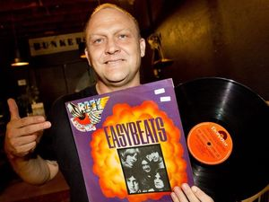 Jason Woodward will hold a CD and Records Collectors Fair in Toowoomba this weekend.