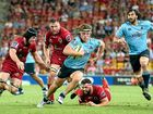 QUEENSLAND lost its third match in four outings this season when it was beaten by nemesis New South Wales at Suncorp Stadium last night.