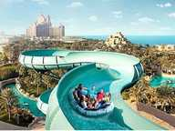 THERE are small and medium-size waterparks, and really big waterparks. Then there is Aquaventure Waterpark, the mother of them all.