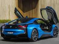 SIMPLY stunning. The BMW i8 is an amazing car in so many ways, and the beauty is more than skin deep.