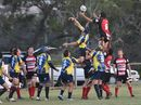 WIDE Bay Whales rollicked to one of their best victories in the Central Queensland Rugby Union Championship on Saturday, but still have plenty of work to do.