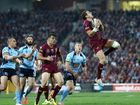 BILLY Slater 7 Brought his characteristic high evergy and a danger with the ball in the opening game of the 2015 State of Origin in Sydney overnight.