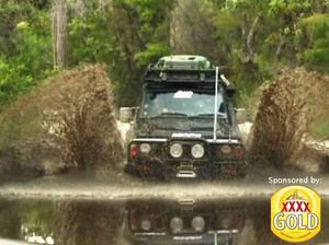 Four-wheel drive adventures on Queensland's Fraser Island