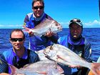RECENTLY the Bundaberg Sport Fishing Club travelled out to Lake Cania for a weekend of fresh water fishing.