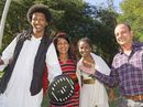EVERYONE belongs - the message of the 15th Harmony Day - will be loud and clear across the Coffs Coast this weekend.