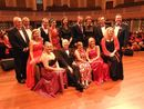 Brisbane's City Hall brought out the big names for the tenth annual Dance for Daniel.