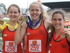 Ipswich's medal rush at Qld Little Athletics State comp