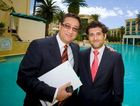 Property developer Soheil Abedian (left), chairman of Sunland, runs the company with his son, Sahba Abedian