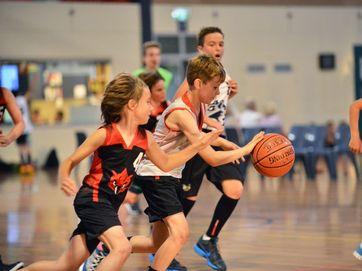 Junior sport, University of Sunshine Coast junior basketball fixtures, Under 13 boys