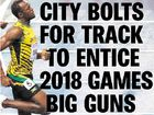 IT IS good news to read that Cr David Morrison has, at last, made impact statements about the need for a synthetic athletic track for Ipswich.