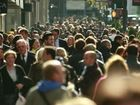 QUEENSLAND'S population growth has slowed to its lowest rate in 15 years, according to figures released by the Australian Bureau of Statistics.