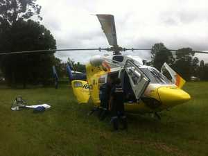 CHRC vote to wave RACQ Capricorn Helicopter Rescue landing fees.
