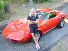 SHAWN McCallum still kicks himself when he thinks of the 1972 Monaro he sold, but the feeling dissipates when he looks at his 1974 Corvette.