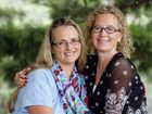 DESPITE living on opposite sides of the world, mothers Jeni Bonell and Wendy Jeub have 32 reasons to be life-long friends. They each have 16 children.