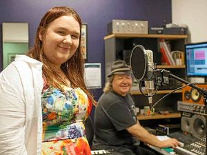 TOP VOICE: Coffs Harbour local Kate Jones, 15, has been awarded the 2015 Coffs Harbour Regional Conservatorium's Bill Wood Annual Scholarship.