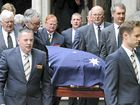 FORMER prime minister Malcolm Fraser has been farewelled at a state funeral in Melbourne.