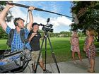 THE Sunshine Coast's sands and hinterland will be broadcast to millions of UK television viewers after a high-rating BBC reality show came to town.
