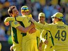 A RECORD-breaking audience tuned in on Sunday night to watch Australia beat New Zealand by seven wickets to wrap up the ICC Cricket World Cup.