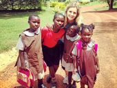 ONE Warwick local has gone above and beyond to reach out, volunteering in Africa for children in need.
