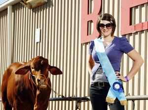 Lockyer Valley's Kate Stark (seen here as the Gatton Showgirl of 2010) has taken out a major Queensland rural journalism award.