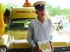 FORMER Gladstone ambulance officer Les Merker has passed away at the age of 100.