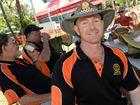 "IT MEANT the world to Emu Park SES member Ed Barrett when the Cap Coast community rallied for a volunteer group that ""often goes unnoticed for the work we do""."