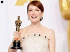 "JULIANNE Moore has been dropped from an advertising campaign promoting Turkey due to her ""poor acting""."