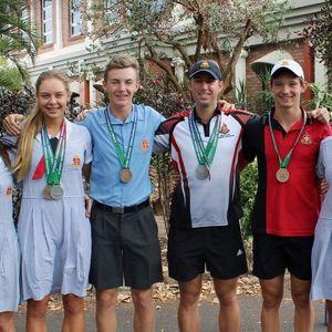 Grammar School rowers grab medals at nationals