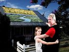 QUESTIONS over the legality of a large anti-coal seam gas artwork on a Ballina Road home are not part of a larger crackdown, Lismore Mayor Jenny Dowell says.