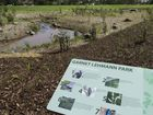Gowrie Creek works make Toowoomba more flood resilient