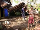 Cyclone Pam aftermath in Vanuatu