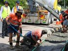 SOMERSET Regional Council will temporarily close roads at Esk while roadworks are completed.