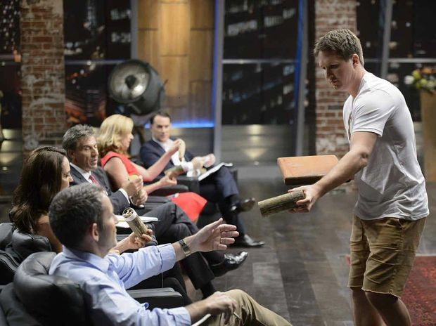 Byron entrepreneur risks his dignity in 10s Shark Tank ...