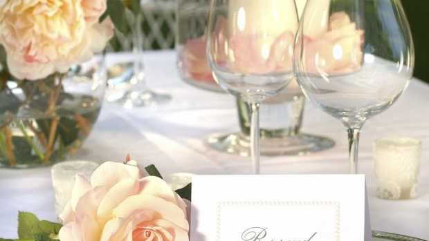 PREPARE for your special event now with help from the experts.