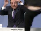 Protester attacks ECB President