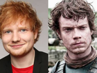 HE might have enough awards to fashion himself his very own Iron Throne but it seems Ed Sheeran isn't content with merely dominating the music world and would like a piece of Westeros.