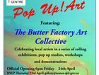 Pop Up galleries