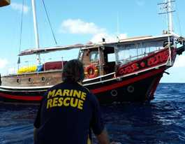 155 people rescued by VMR in a year