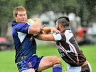 Ghosts win wet rumble over Panthers after head clash