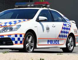 Fernvale man dies after ute collides with power pole