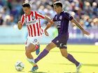 PLAYING for pride after being thrown out of the A-League finals for salary cap breaches, Perth Glory showed plenty of spirit in a win over Melbourne City.