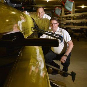 Funding greatly helps rowing club