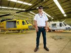 Sky's the limit for helicopter business