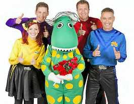 Second Wiggles show sells out in Gladstone