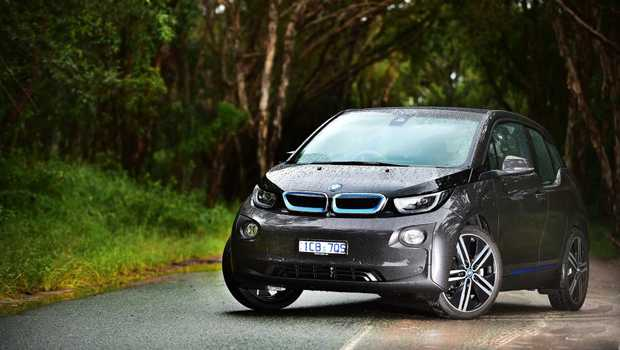 The BMW i3 is a pin-up for renewable energy production and materials. We take it for a spin where it proved to be surprisingly awesome.