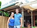 A LIFE-CHANGING trip to Hawaii for a Western Australian couple saw them quit their desk jobs and move to Childers to open a winery.