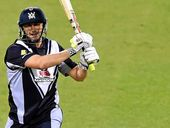 CRICKET: David Hussey was never one to revel in the fuss or fanfare that would come his way.