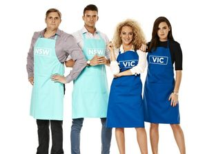 Ash and Camilla vs Will and Steve in first MKR semi-final